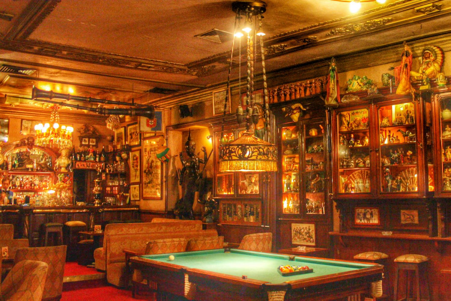 Antiguo bar de Lisboa